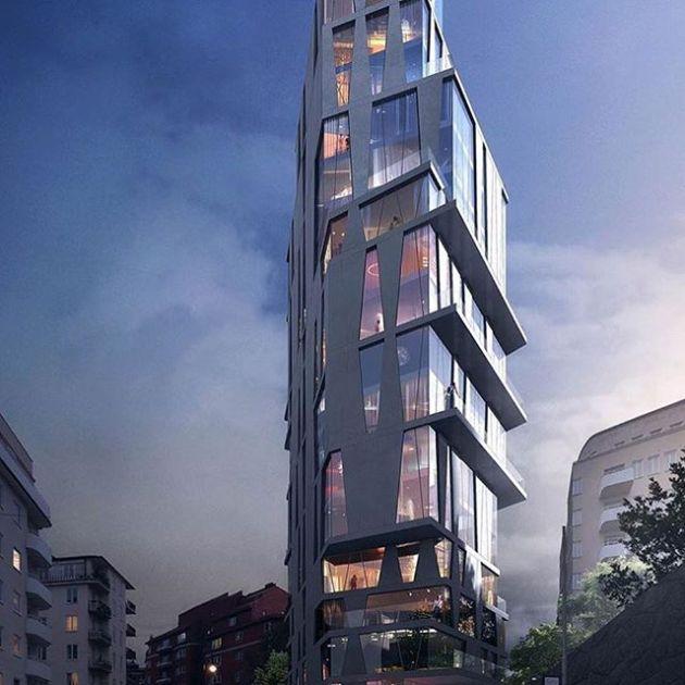 Luxury and Modern Buildings 97