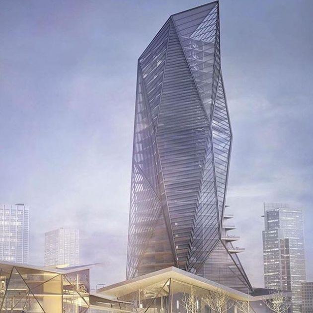 Luxury and Modern Buildings 104