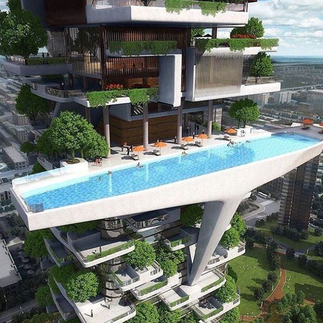 Luxury and Modern Buildings 108