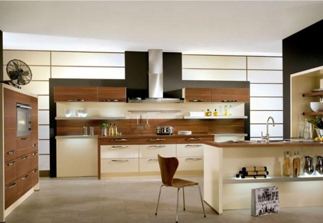 Kitchen idea and interior design 26