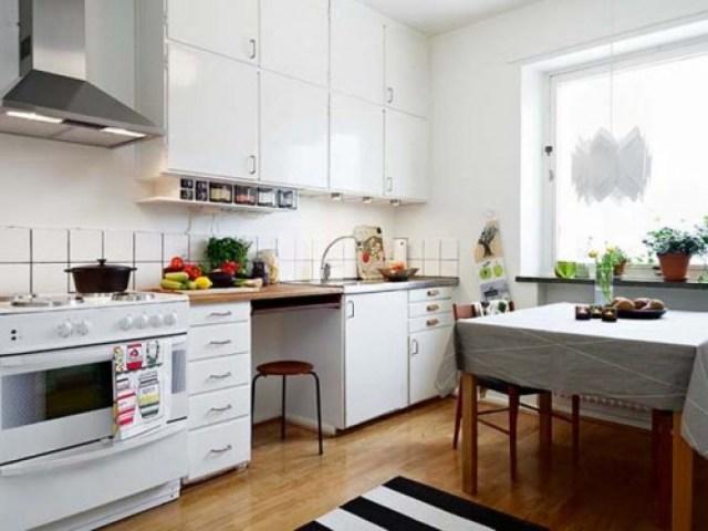 Kitchen idea and interior design 19