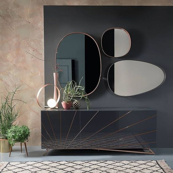 Decorative mirror in Best of Decoration 6
