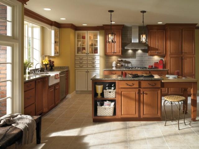 Kitchen idea and interior design 81
