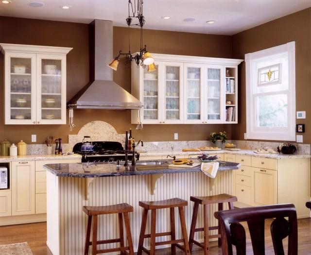 Kitchen idea and interior design 78