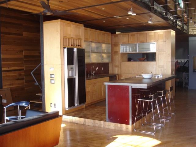 Kitchen idea and interior design 97