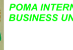 poma logo university in cotonou benin republic