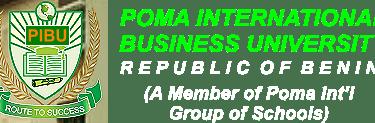 poma logo university in cotonou benin republic