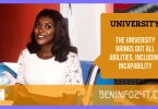 Universities in Benin Republic, study in republic of benin, courses offered, University