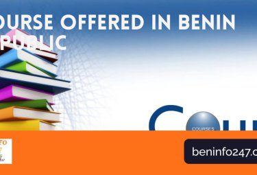 COURSES OFFERED IN BENIN REPUBLIC UNIVERSITIES