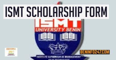 ismt university Benin republic