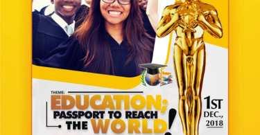 beninfo 247 international award of recognition