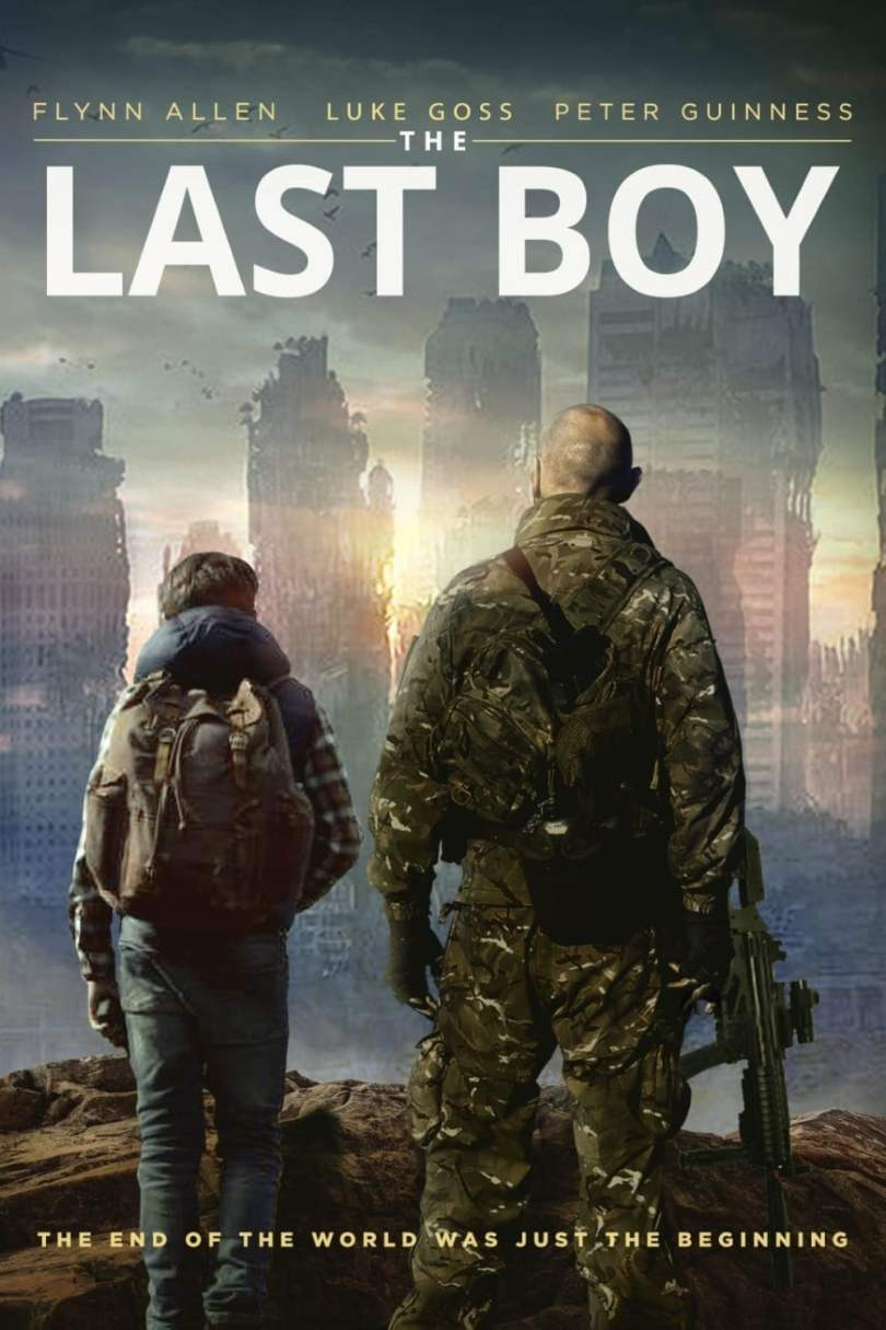 """Poster for the movie """"The Last Boy"""""""