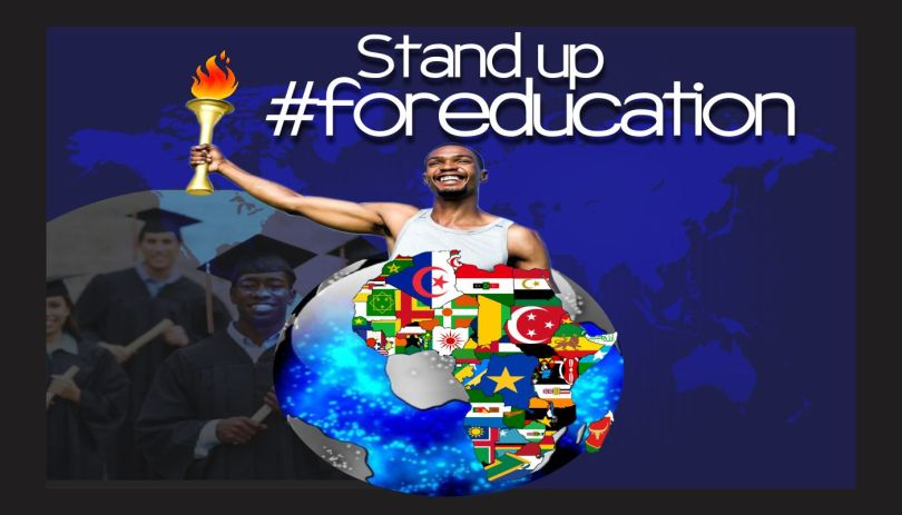Stand Up #forEducation