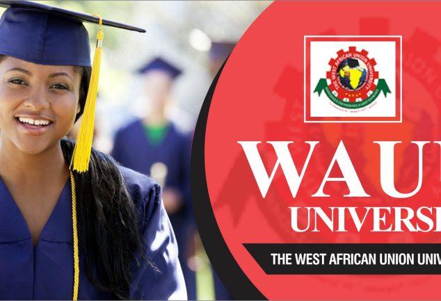 WEST AFRICAN UNION UNIVERSITY (WAUU) COTONOU BENIN REPUBLIC