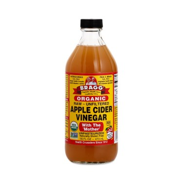 APPLE CIDER VINEGAR FOR PREVENTING AND ELIMINATING MENSTRUAL CRAMP.
