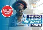Distance learning program