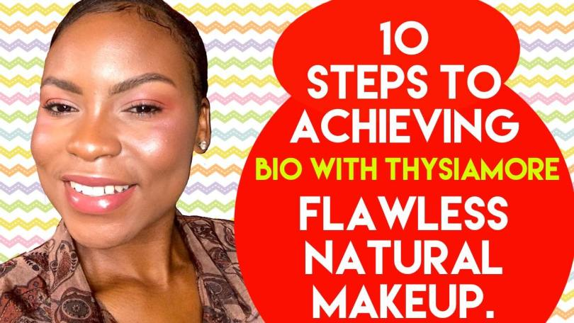 10 steps to achieving flawless natural makeup