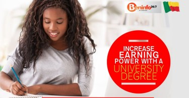 Increase your earning power with a university degree