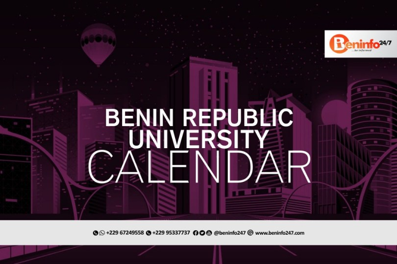 Benin Republic University Calendar