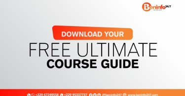 Free course guide for Benin Republic students