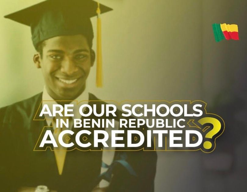 List of some Accredited Universities