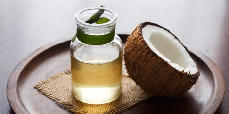 Coconut oil for Oil cleansing and exfoliating/ Bio with Thysiamore