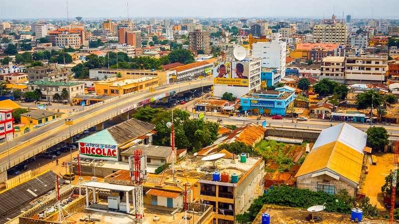 cotonou city benin republic