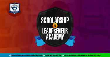 Benin Republic university scholarship 2020