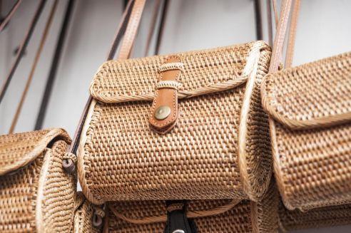 Basket Bag for summer