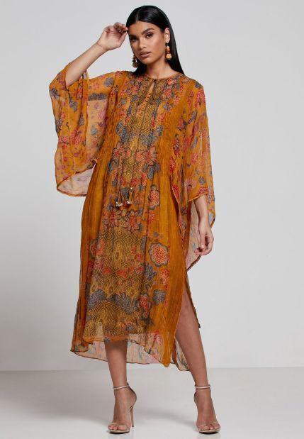Floral dresses/ Kaftan