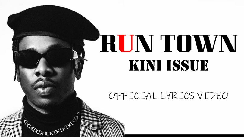 Runtown - Kini Issue (Official Lyrics Video)