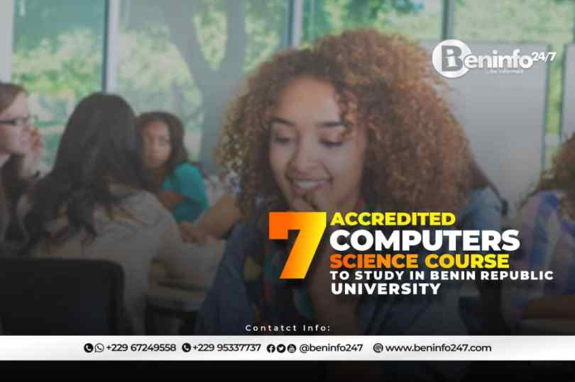 Computer science courses in Benin Republic