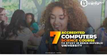 Computer science courses in Benin Republic