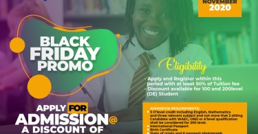 Leadpreneur Academy Black Friday scholarship in Benin republic