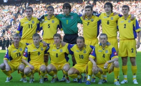 Liste 23 Ukraine euro 2012