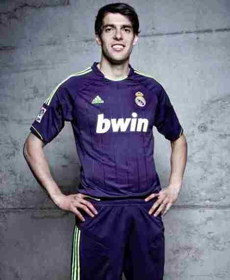 Maillot exterieur violet  Real Madrid-2013