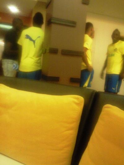 equipe du gabon a cotonou
