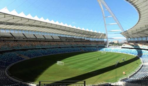 Le Moses Mabhida Stadium