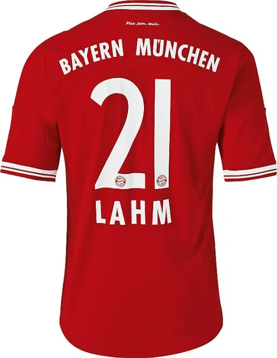 maillot Philipp Lahm