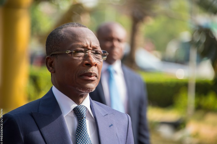 Patrice Talon, le président du Bénin / Photo : PRÉSIDENCE DU BÉNIN