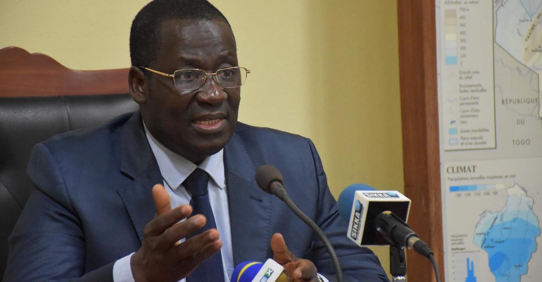 Alassane Séidou, ministre de la Santé   Photo : notrebenin.com