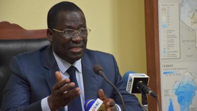 Alassane Séidou, ministre de la Santé | Photo : notrebenin.com