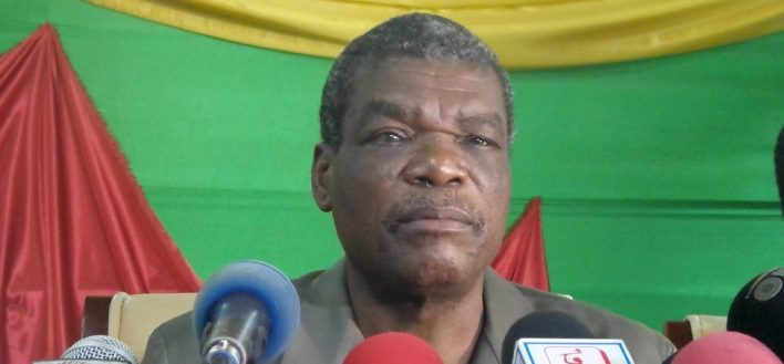 Emmanuel Tiando, président de la Céna / Photo : https://beninwebtv.com