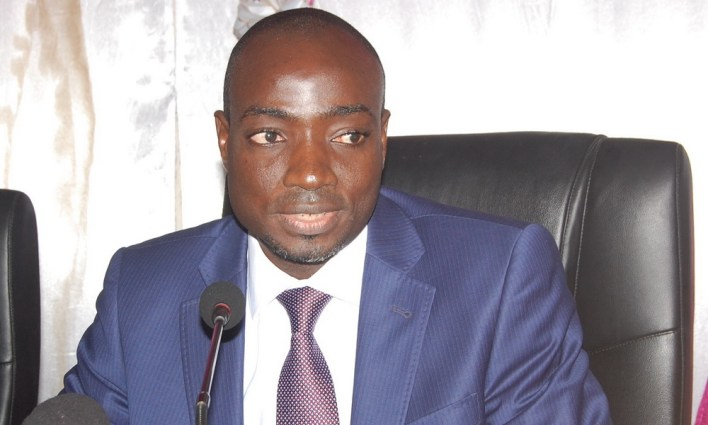 Oumara Karimou Assouma, directeur général du trésor et de la Comptabilité publique. / Photo : MINISTÈRE DES FINANCES DU BÉNIN