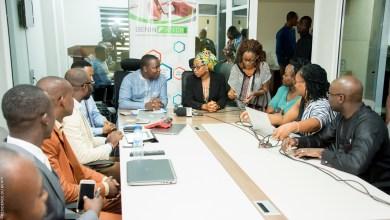 Photo of Aurélie Adam Soulé Zoumarou va à la rencontre des start-ups de Cotonou