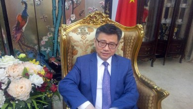 Photo of L'ambassadeur chinois Peng Jingtao honore la presse béninoise
