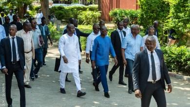 Photo of Patrice Talon visite les sites de grands projets qui changeront le visage de Cotonou