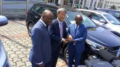 Photo of La Corée du Sud fait un don de quatre véhicules neufs au Bénin