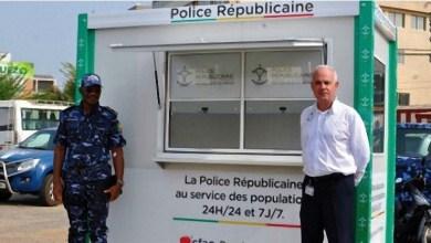 Photo of Le groupe Cfao Motors Bénin offre trois cabines mobiles à la Police républicaine