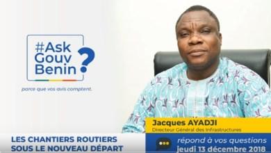 Photo of Jacques AYADJI: «Je ne rends pas impopulaire le Président Talon, je sauve des vies!»